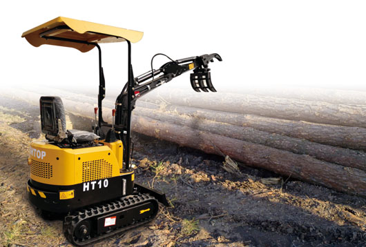 What can a mini excavator do?